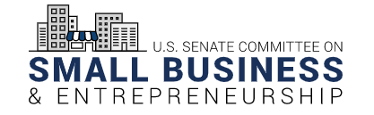 US Senate Committe on Small Business & Entrepreneurship
